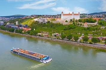 AMAWATERWAYS LAUNCHES FIRST-EVER TV ADVERTISING CAMPAIGN