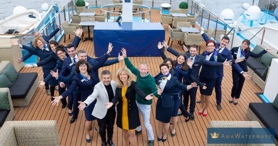 AMAWATERWAYS ANNOUNCES FIRST-EVER LOYALTY APPRECIATION MONTH