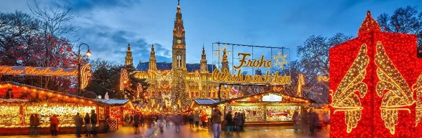 AMAWATERWAYS CELEBRATES CHRISTMAS IN JULY WITH HOLIDAY TRIPLE SAVINGS, VALID ON SELECT 2019 FESTIVE CRUISES