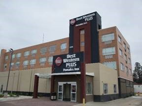 NEW CONSTRUCTION BEST WESTERN PLUS OPENS IN DOWNTOWN PORTALES