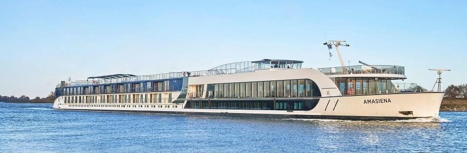 AMAWATERWAYS ANNOUNCES NEW ADDITION TO EUROPEAN FLEET, DEBUTING SUMMER 2020
