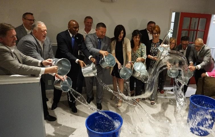 PUROCLEAN COMMEMORATES 100TH FLOOD IN STATE-OF-THE-ART TRAINING FACILITY